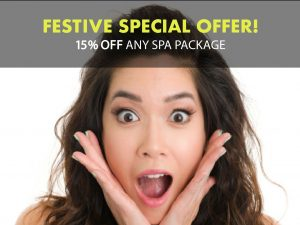 OFFER NOW ENDED – 15% off Apothespa Spa Packages Perfect as a Christmas Gift!