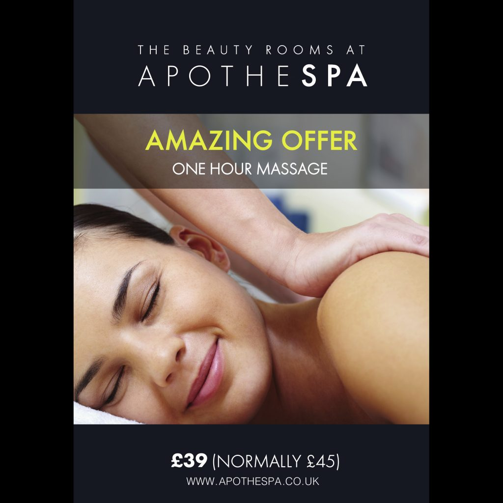 Amazing Offer- Full Body Massage in Honiton – Was £45 Now £39!