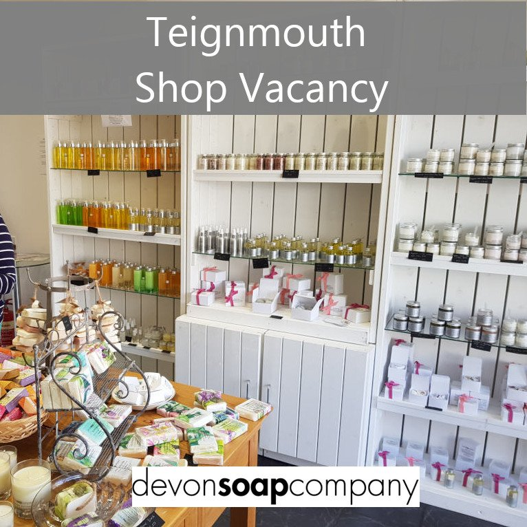 Assistant Manager Vacancy Teignmouth