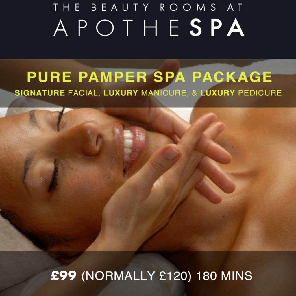 Facial, Manicure & Pedicure Offer in Totnes & Exeter