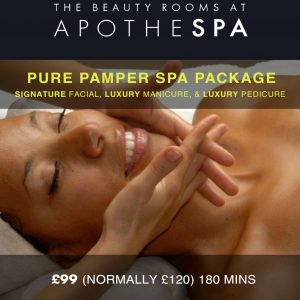 Facial, Manicure & Pedicure Offer in Totnes, Exeter & Teignmouth