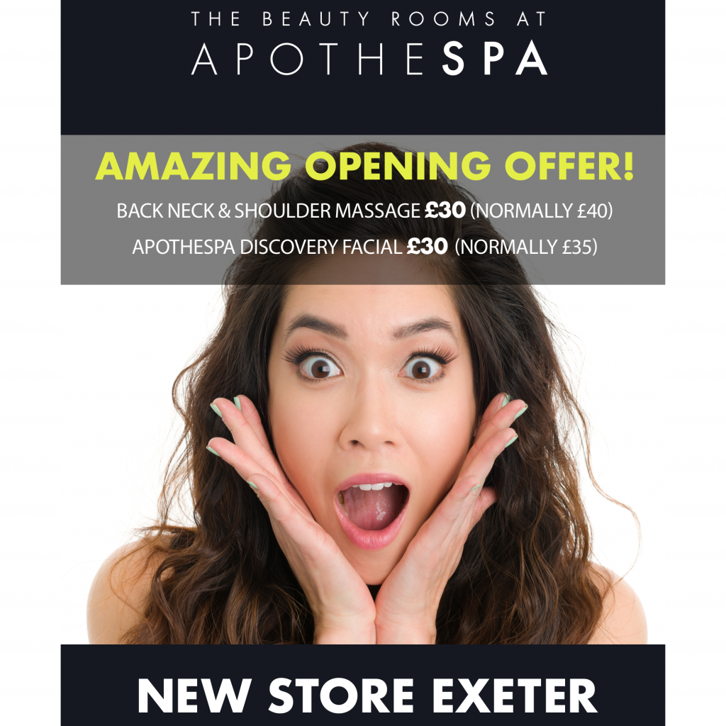 Amazing Opening Beauty Treatment Offers in Exeter