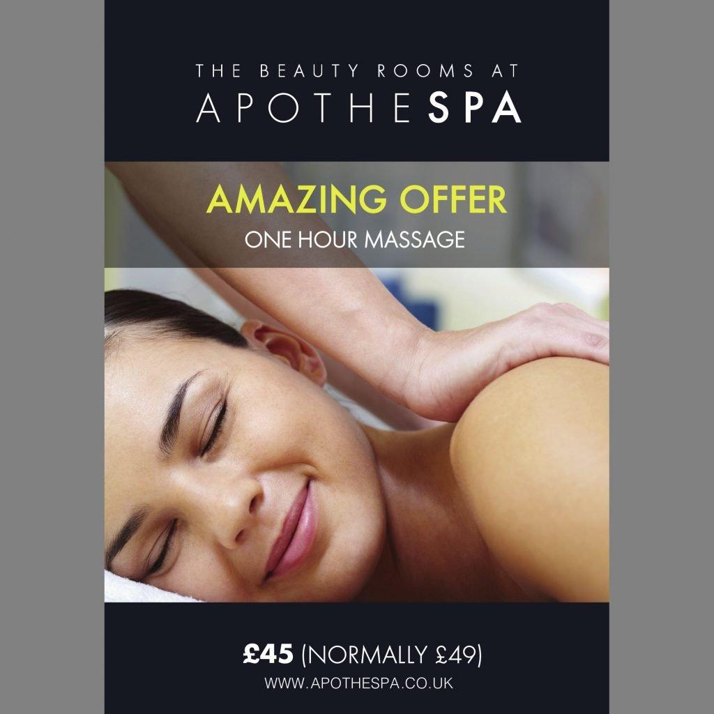 Exeter & Totnes Amazing Aromatherapy Massage Offer