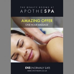 Exeter & Totnes & Teignmouth Amazing Aromatherapy Massage Offer