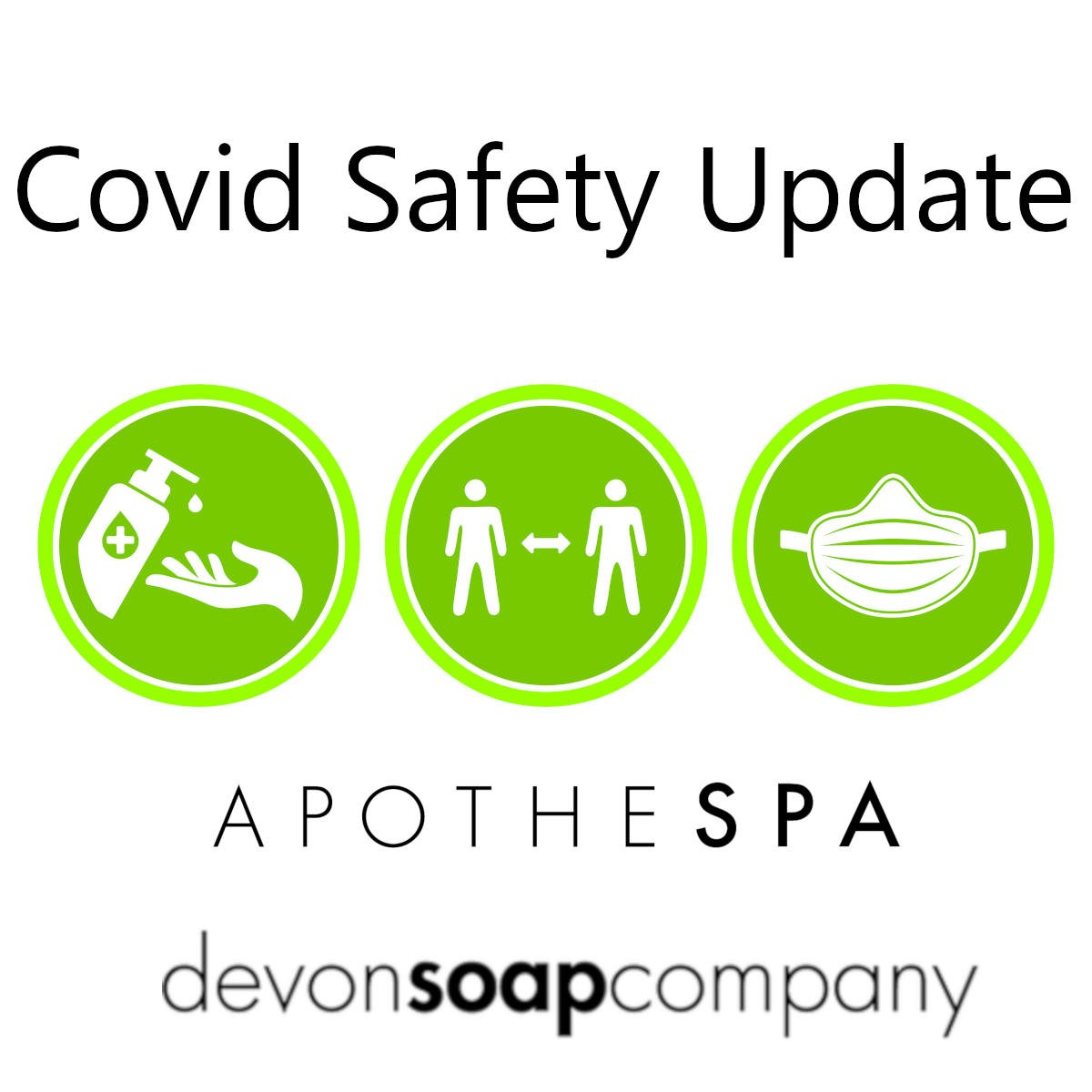 In-Store and Beauty Room – Covid Safety Update