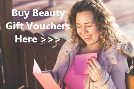 Buy Beauty Gift Vouchers Here